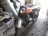 WSK 125 1985r - Remont silnika, kilka pytań.