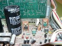 SONY TA AX-430 - Wymiana końcówki mocy .