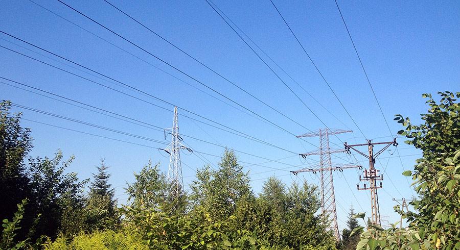 Identyfikacja s�up�w energetycznych (foto)