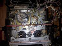 JVC HR-D121EG - Magnetowid, nie czyta kasety