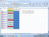 MS EXCEL - Excel - p�tla do obliczania amortyzacji.
