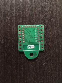 dEEbugger czyli breloczek dla elektronika