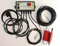 podłączenie wyjścia pompy sterownika solarnego do wyłącznika czasowego
