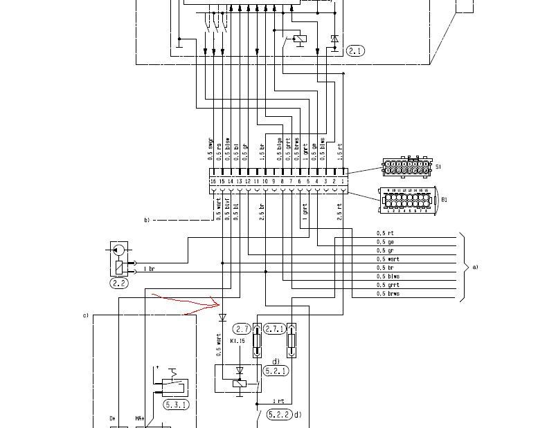 Sprinter - Webasto Eberspacher dogrzewacz brak sterownika Airtronic