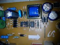 Pralka Samsung F1043  uszkodzony zasilacz