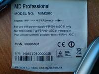 Laptop Medion, aktualizacja biosu