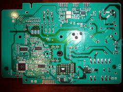 Pralka Bosch WAS 28743 PL/01 - błąd F57 nie działa silnik