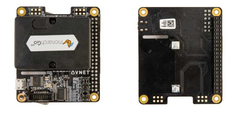 Moduł NB-IoT dla komputera Raspberry Pi