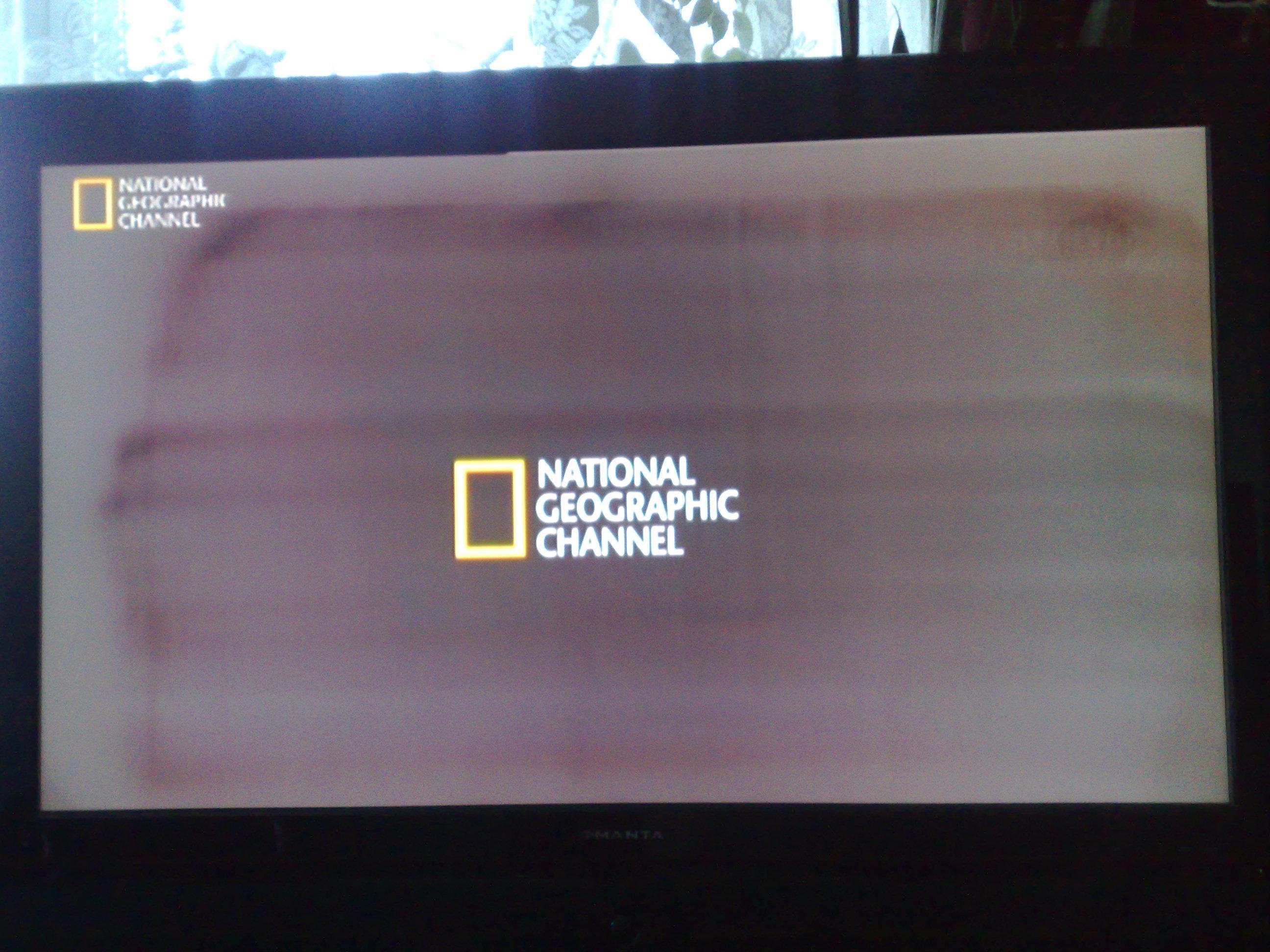 """TV Manta LCD 3710 37"""" cienie na ekranie"""