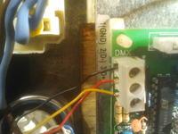 Teclumen Punto Color 150 - Sposób podłączenia sterownika
