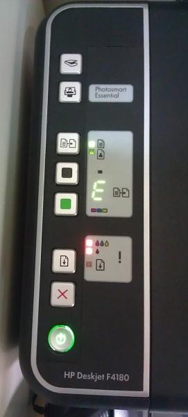 Reset tuszu HP 21 i 22 reload - kolor nie chce sie zresetowac.