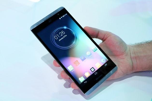 "Hisense X1 - hybryda tabletu i telefonu z 6,8"" ekranem FHD i Snapdragon 800"