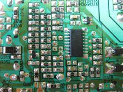 Sharp LC-43CUF8472ES - brak podświetlenia ekranu