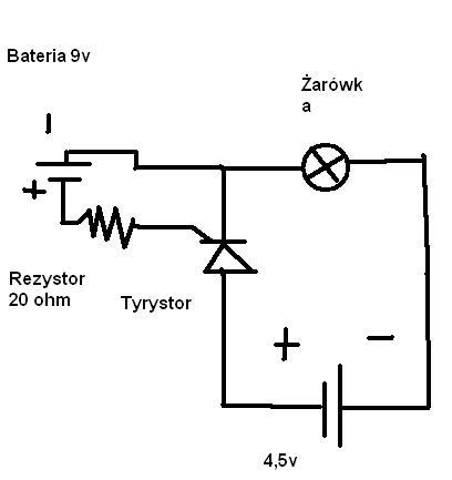 Jak sprawdzić czy tyrystor T00 350-10-50 jest sprawny?