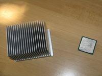 procesor z radiatorem, jak to połączyć?