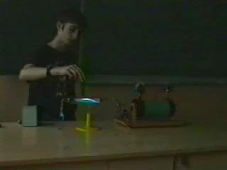 Lampa elektronowa z luminoforem