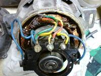 Podłączenie silnika BP-2f