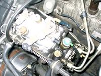 peugeot 405 1.9 D problem z pompą wtryskową