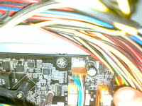 Jak podłączyć: Zalmana 9700 NT(4- pin) z Fan Mate 2 (3-pin)