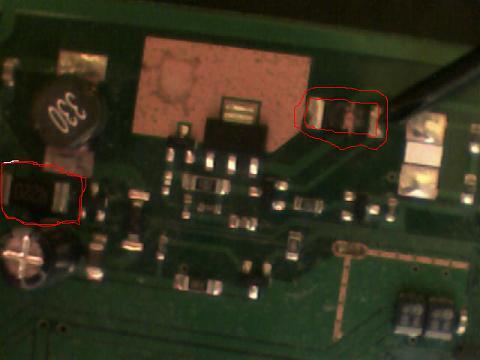 Mini dekoder cyfrowy polsat zwarcie złącza lnb