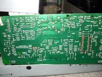 JVC AX-550 nie można wybrać żródła sygnału