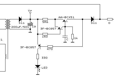 MONITOR1 8663060 - Schemat lampy awaryjnej ES-SYSTEM Monitor1 8663060