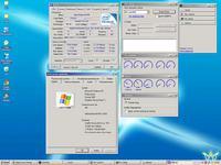 ClockGen - podkręcanie, Intel Pentium E2160 na P4M890T-M
