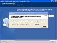 Resetowanie komputera po wymianie dysku twardego i BlueScreen'y.