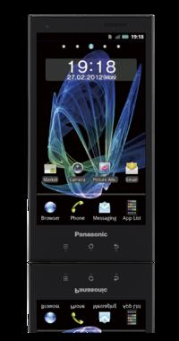 "Panasonic ELUGA - wodoodporny smartphone z 4,3"" ekranem ju� w Europie"