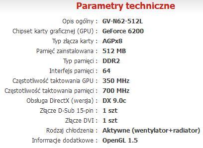 Karta Grafiki AGP 512mb do 200zl jak� kupic??