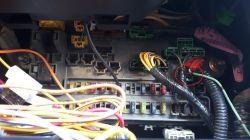 Honda Jazz/Fit \'02 alarm plus fabryczny centralny zamek