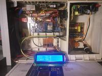 Lucjan - internetowy sterownik kotła C.O. z podajnikiem