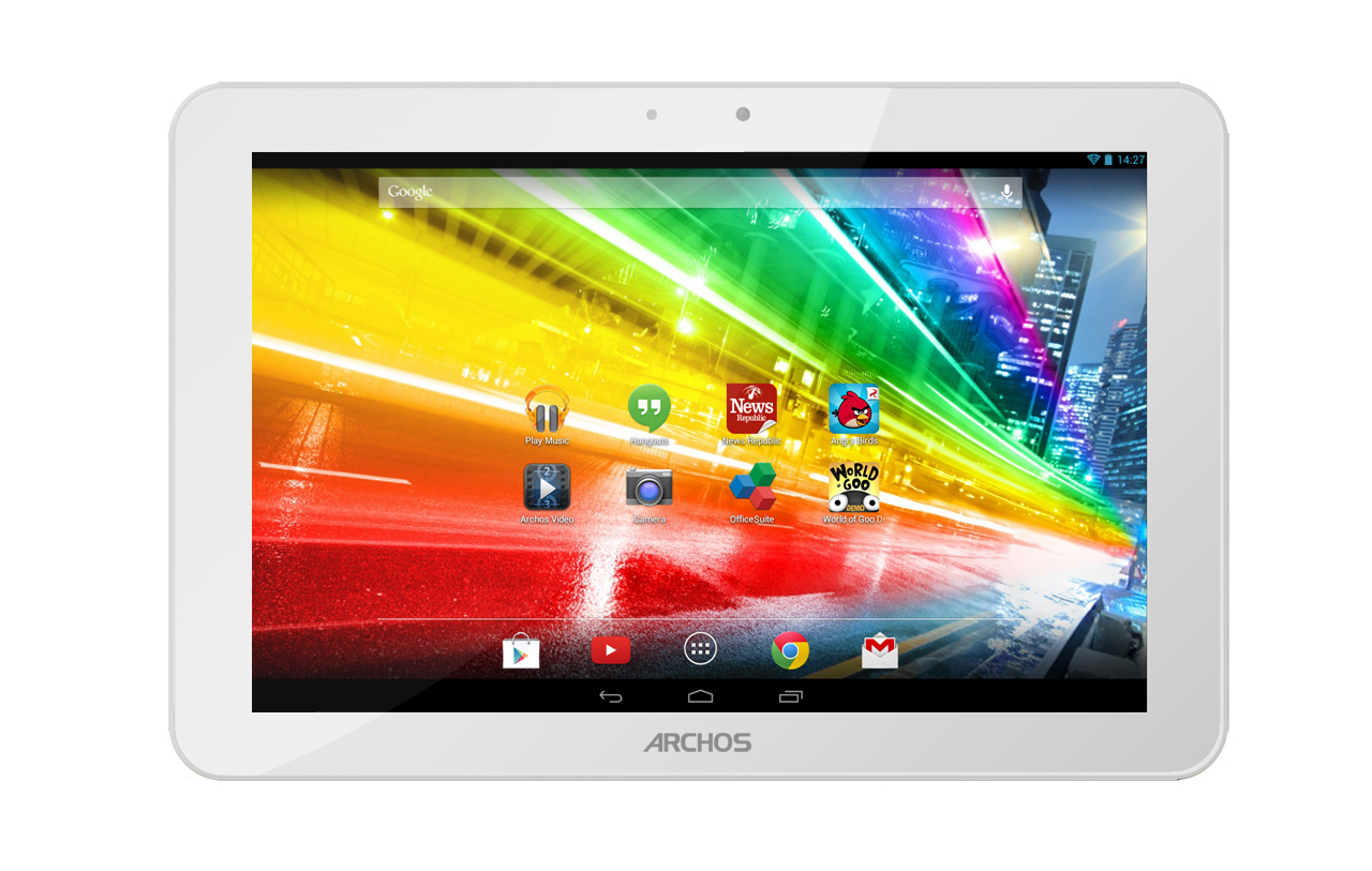 "Archos 101 Platinum - tablet z 10,1"" ekranem, 2 GB RAM, Android 4.2"