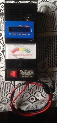 Tester - miernik parametrów paneli fotowoltaicznych - dwie wersje.