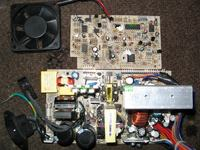 Dell model: HP-145SND inne kolory kabli od z��cza zasilania p�yty?