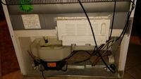 Ariston MBL 1911FA - Chłodziarka nie chłodzi, zamrażalnik mrozi, gorący agregat
