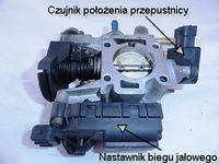 Opel Corsa B 1.0 12v 1999r - Check Engine , brak mocy.