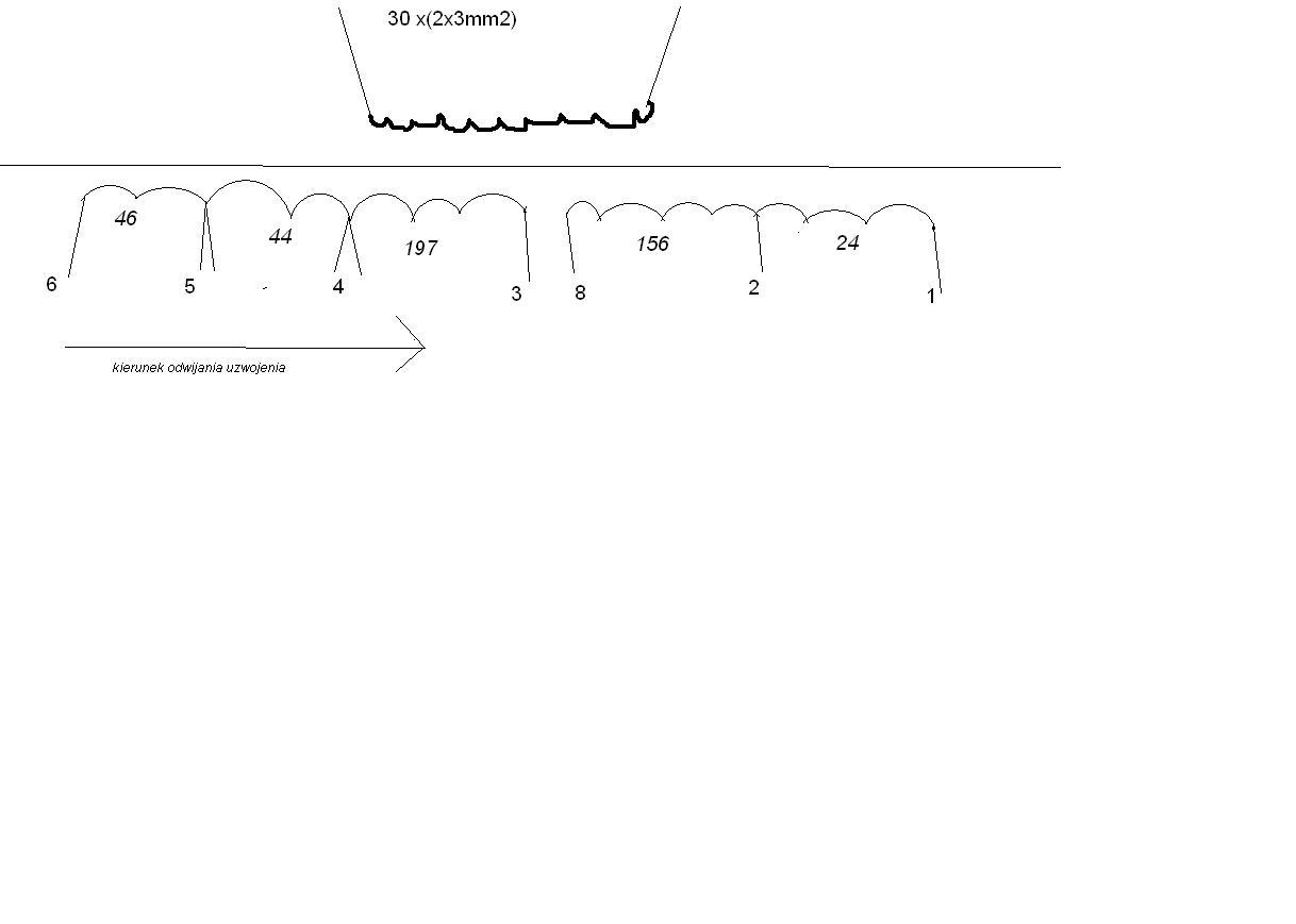 Budowa migomatu na bazie starego (PowerMat) komplikacje z transformatorem