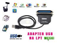 Przejściówka LPT->USB + Drukarka HP Laser Jet 6L = 5 kopii tej samej drukarki