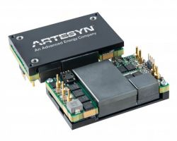 Kompaktowy zasilacz 1300 W dla systemów wbudowanych