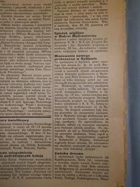 Głos Tucholski Nr 18(41) z 25.12.1934 r. Bysław nowy proboszcz.JPG