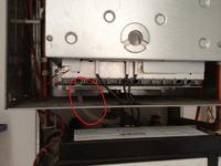 Kocioł Vitopend 100 WH1B - Nie włącza się (czerwona dioda)