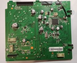 Denon DCD-720AE - Identyfikacja drivera silnika napędu CD