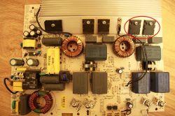 AEG HK65425PFB - Uszkodzone tranzystory IGBT GT60J323 w indukcji
