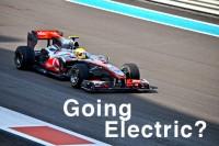Elektryczne bolidy na torach Formu�y 1?