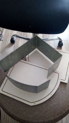 Ploter do styropianu pole rob.50x50 cm za 300 zł