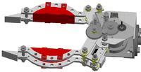 Kuty Manipulator - Robot manipulacyjny o pięciu stopniach swobody z chwytakiem