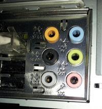 Mikrofon Intel Gm915 nie dzia�a.