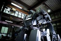Gigantyczny robot bojowy made in Japan