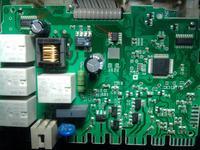 Zmywarka Siemens SF54T554EU/30 - nie włącza się, spalony triak